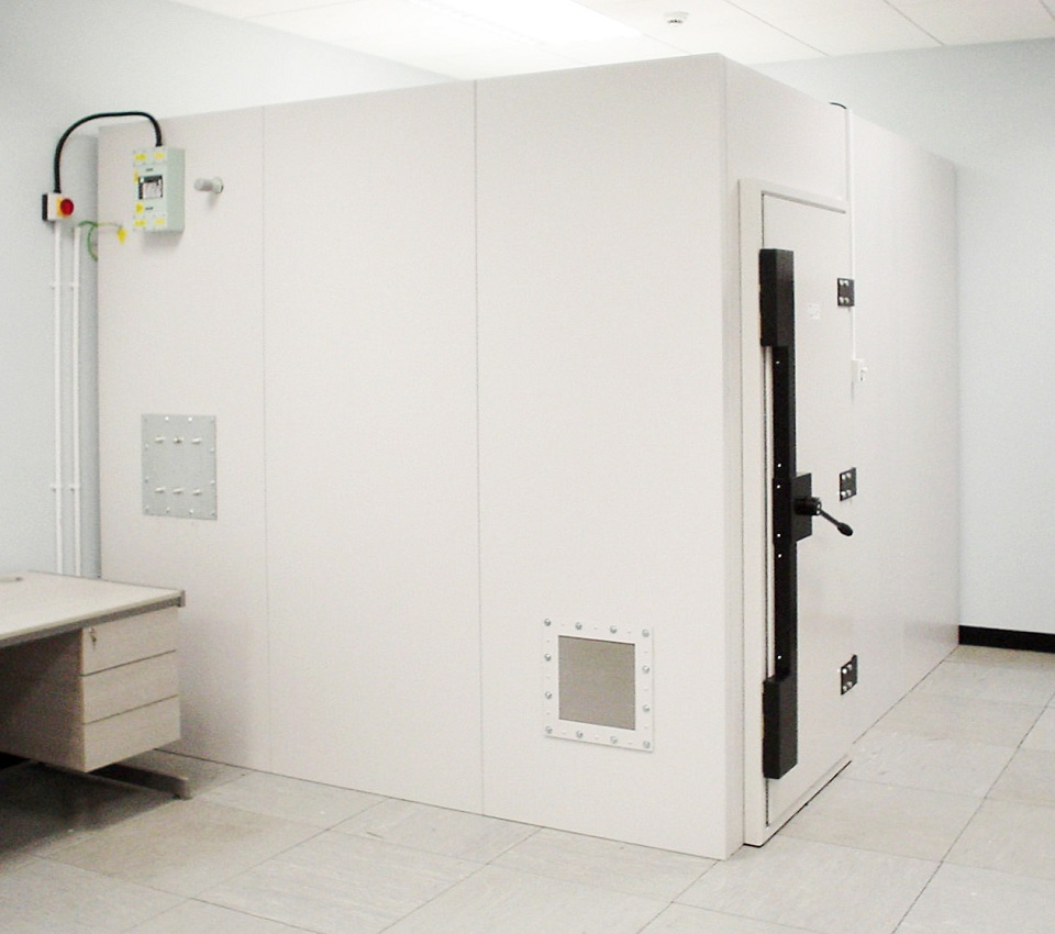 Modular Shielded Room Shielded Room Rf Shielding Rf