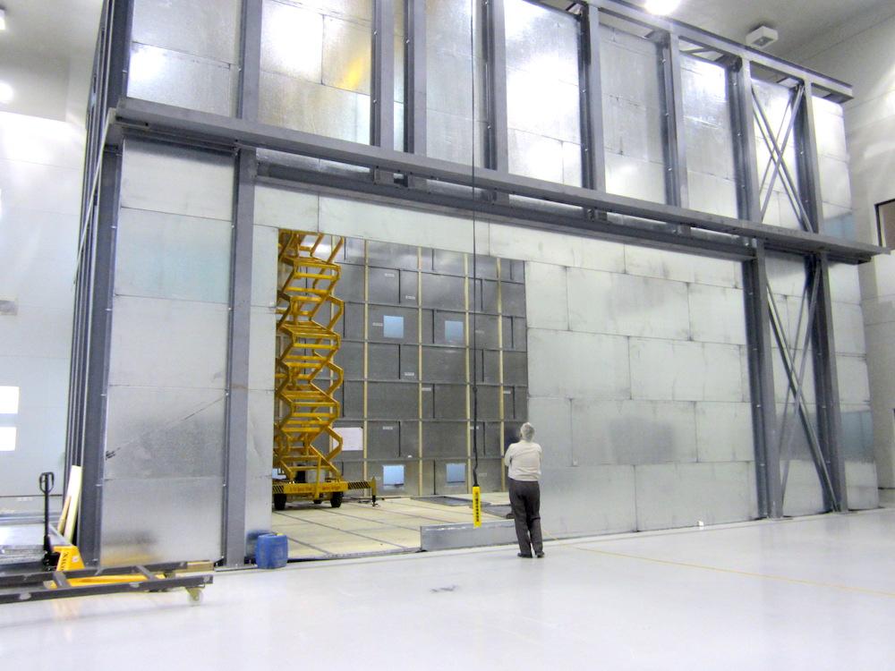 Modular Shielded Room Shielded Room Rf Shielding Rf